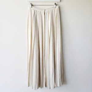 70's Vintage Giuseppe Button Down Skirt